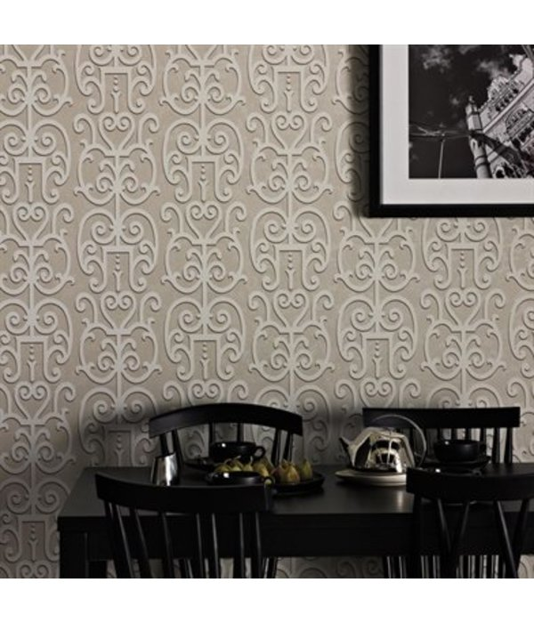 Osborne-Little Colleoni Stone Wallpaper