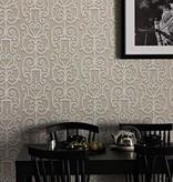 Osborne-Little Colleoni Aqua Wallpaper