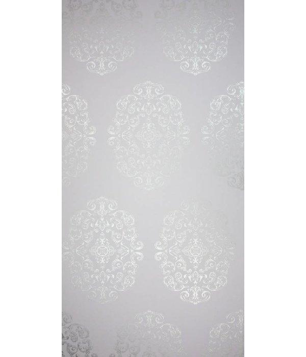 Osborne-Little Zecca Lilac-Silver W6180-01 Behang