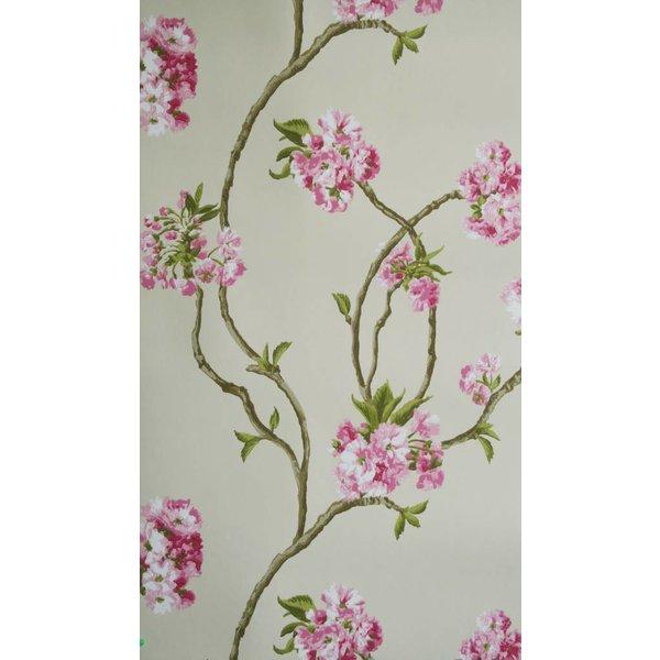 Orchard Blossom Beige En Roze NCW4027-01