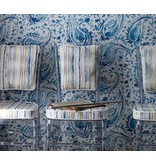Nina-Campbell Pamir Blue NCW4183-01 Behang
