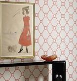 Nina-Campbell Huntly Black/Gold Wallpaper