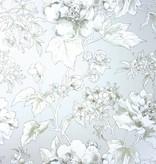 Nina-Campbell Benington Silver NCW4103-03 Behang