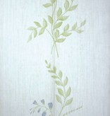 Nina-Campbell Aubourn White/Blue NCW4105-01 Behang