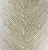 Nina-Campbell Mey Fern Gold Wallpaper