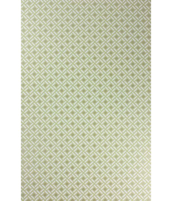 Nina-Campbell Kelburn Green/Gold NCW4155-01 Behang