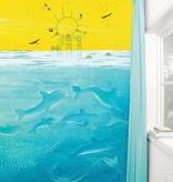 Kek-Amsterdam Sunny Sea Life WS-006 Behang