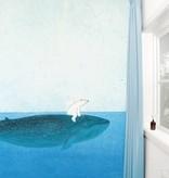 Kek-Amsterdam Riding The Whale WS-008 Behang