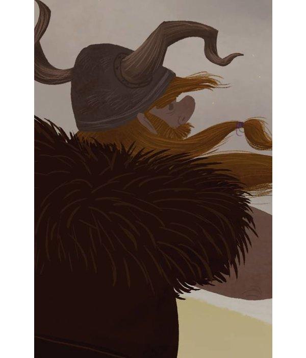 Kek-Amsterdam Vikings Wallpaper