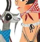 Kek-Amsterdam Animal Parade Wallpaper