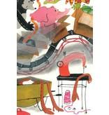 Kek-Amsterdam Toy Factory WS-016 Behang
