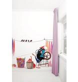 Kek-Amsterdam Spinning Wheel WS-018 Behang