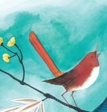 Kek-Amsterdam Singing Bird Wallpaper