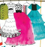 Kek-Amsterdam Dress Up Party WS-024 Behang