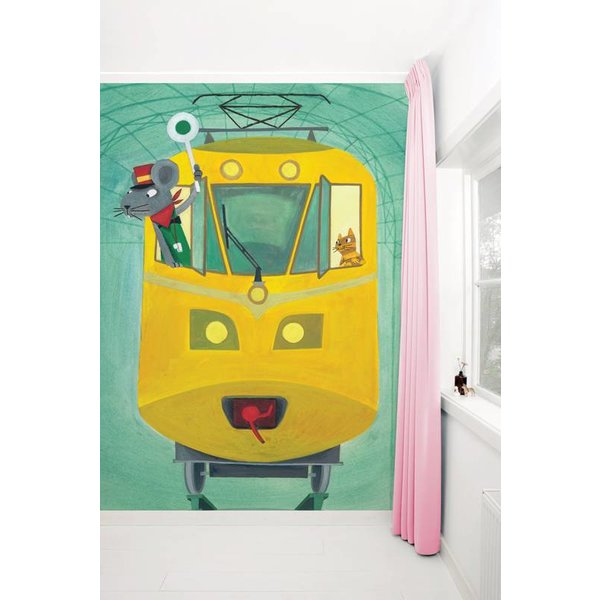 Little Train Driver WS-025