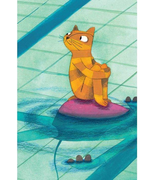 Kek-Amsterdam Swimming Lesson Wallpaper