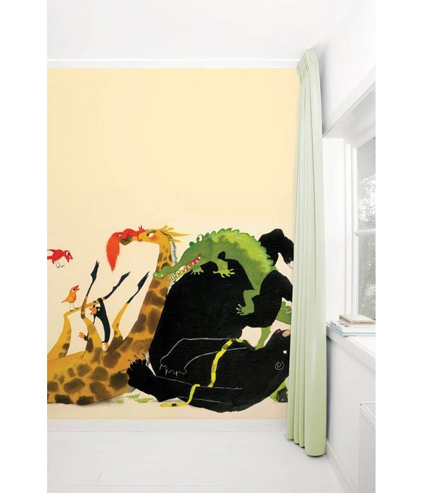Kek-Amsterdam Fiet Wallpaper