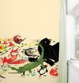 Kek-Amsterdam Fiet II Wallpaper