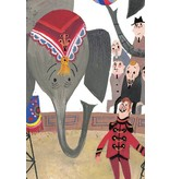 Kek-Amsterdam Circus Elephants Wallpaper