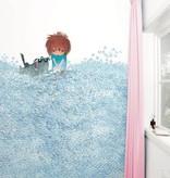 Kek-Amsterdam Washing The Dog Wallpaper