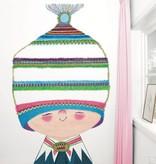 Kek-Amsterdam Little Prince WS-058 Behang