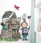 Kek-Amsterdam Little Lord Wallpaper
