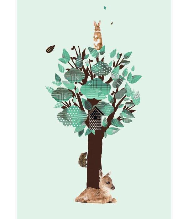 Kek-Amsterdam Wallpaper 042 WP-042 Behang