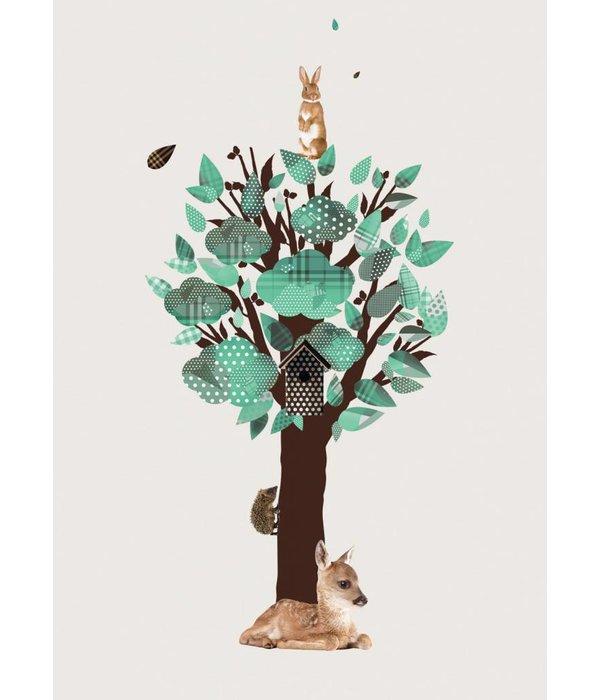 Kek-Amsterdam Wallpaper 043 WP-043 Behang