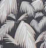 Matthew-Williamson TROPICANA Black Silver Wallpaper