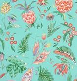 Matthew-Williamson HABANERA Green Multi Color Wallpaper