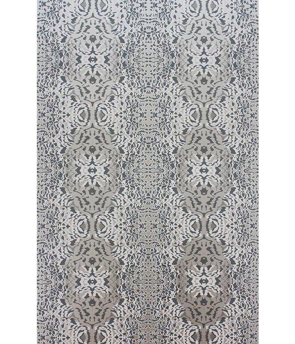Matthew-Williamson TURQUINO Gray Silver Wallpaper