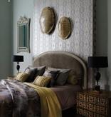 Matthew-Williamson TURQUINO Light Gray Wallpaper