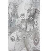 Matthew-Williamson LEOPARDO Gray Silver Wallpaper