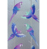 Matthew-Williamson ARINI Silver multi Color Wallpaper