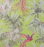Matthew-Williamson Bird of Paradise Lemon/Coral W6655-01