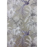 Matthew-Williamson Bird of Paradise Blue/Grey W6655-05 Behang