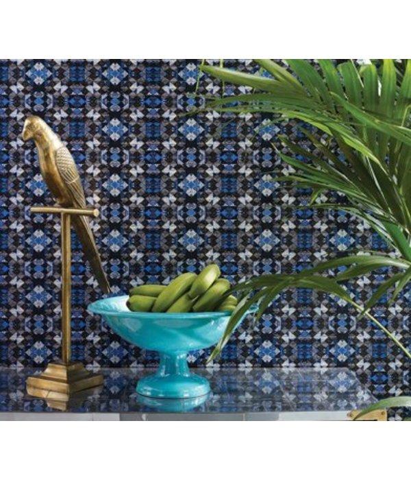 Matthew-Williamson Mustique Jade/Turquoise W6657-02 Behang