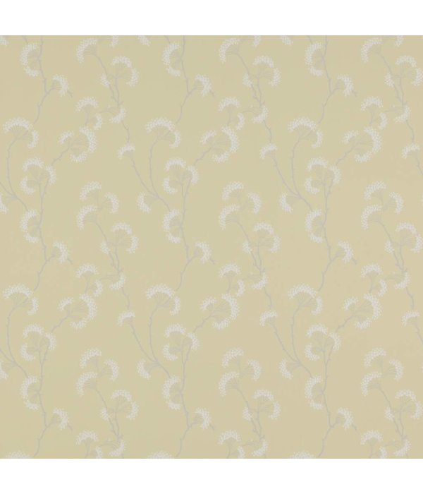 Colefax-Fowler Ashbury Yellow Behang