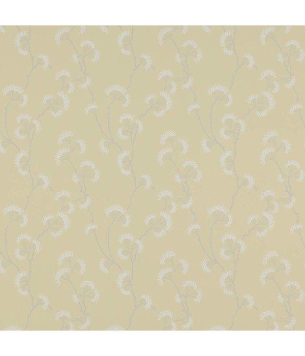 Colefax-Fowler Ashbury Yellow Wallpaper