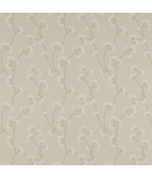 Colefax-Fowler Ashbury Cream Wallpaper