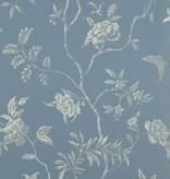 Colefax-Fowler Delancey Blue Behang