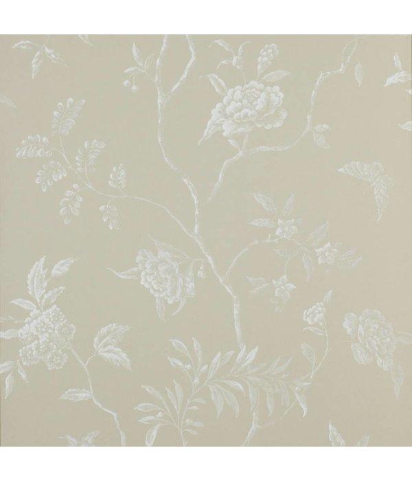 Colefax-Fowler Delancey Beige Wallpaper