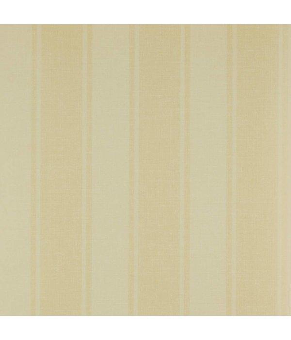 Colefax-Fowler Fulney Stripe Yellow Wallpaper