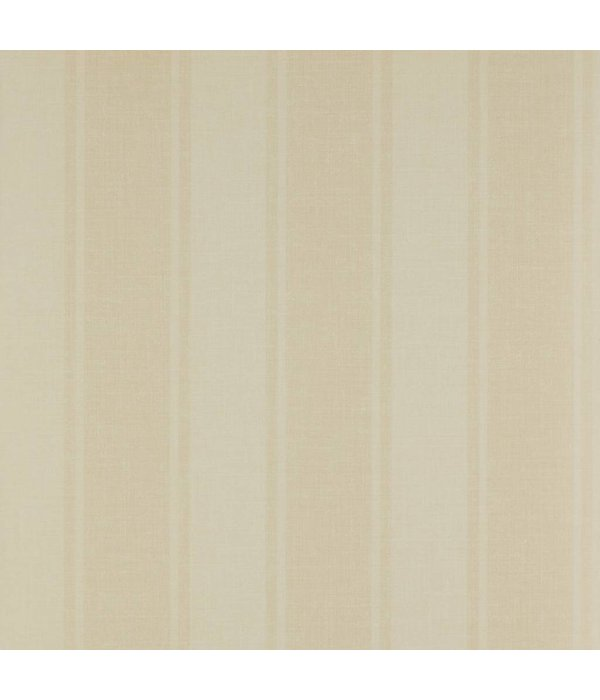 Colefax-Fowler Fulney Stripe Sand Wallpaper