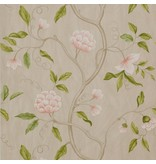Colefax-Fowler Snow Tree Pink/Green Behang