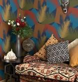 Cole-Son Deco Palm 105/8038 Wallpaper