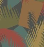 Cole-Son Deco Palm 105/8039 Wallpaper