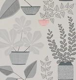 Miss-Print House Plants Wallpaper Pompeii MISP1179
