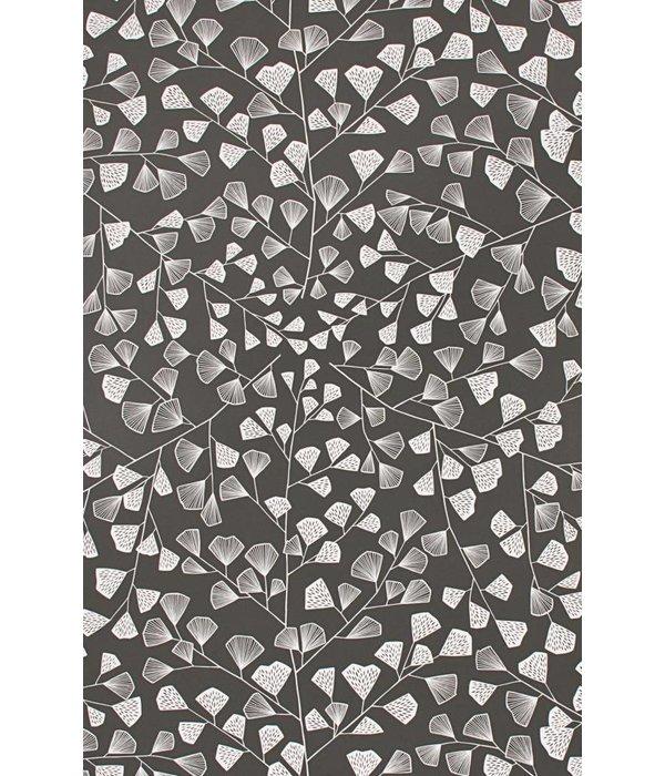 Miss-Print Fern Wallpaper nachtvorst MISP1168