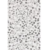 Miss-Print Fern Wallpaper Carbon MISP1170